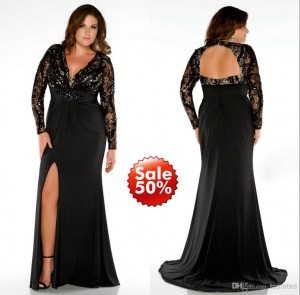 plus size formal gowns near me