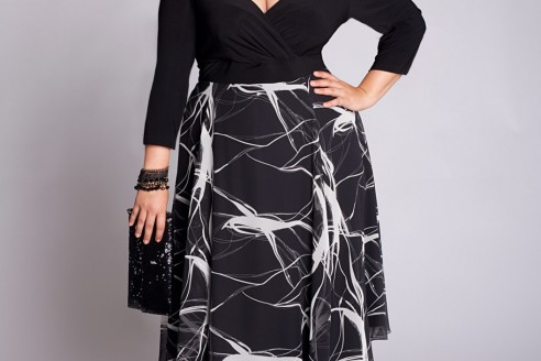 plus size formal maxi dresses