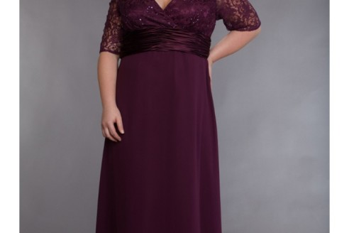 plus size formal wear rental