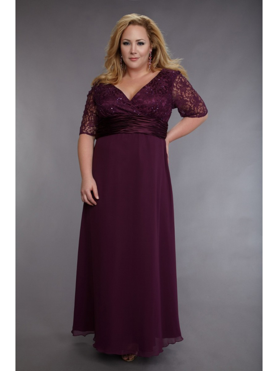 Emejing Rent Plus Size Formal Dresses Pictures - Mikejaninesmith ...