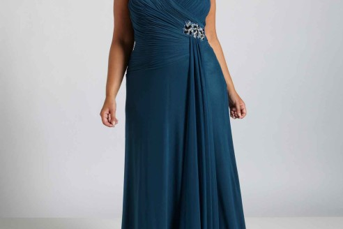plus size gown patterns
