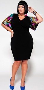 plus size holiday dresses 4