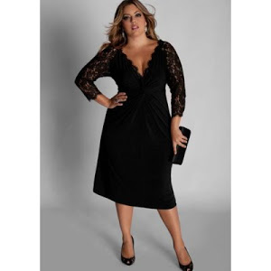 plus size holiday dresses 6