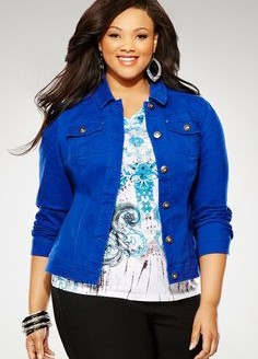 plus size jacket 4