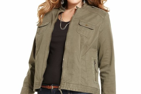 plus size jacket dresses
