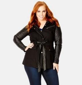 plus size jacket pattern