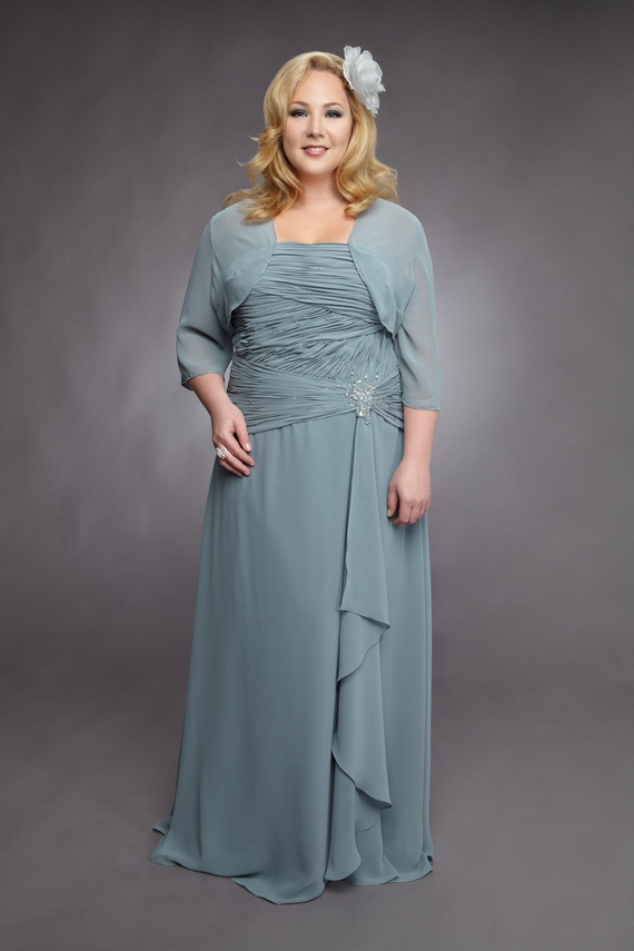 Plus size mother of the groom dresses for summer 2016 ...
