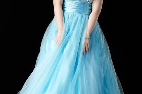 plus size prom dress under 100