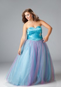 plus size prom dresses 2016