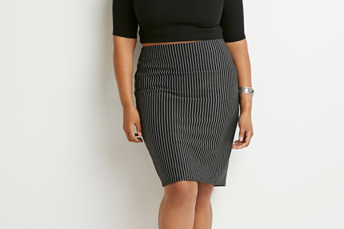 plus size skirt 2