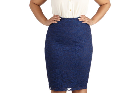 plus size skirt 3