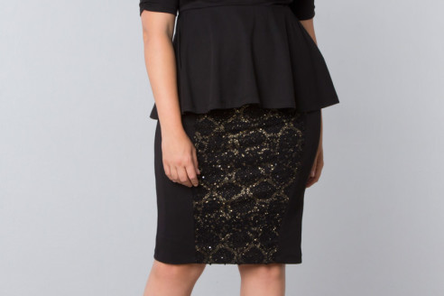 plus size skirt 4