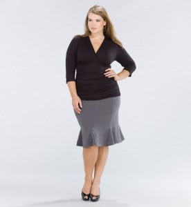 plus size skirt 5