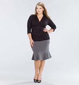 plus size skirt 5