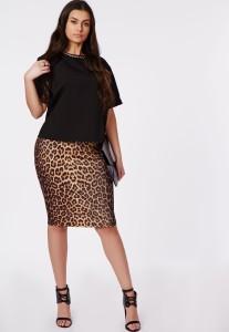 plus size skirt sets