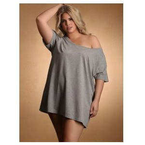 Plus size sleepwear sets make you more sexy - Style Jeans