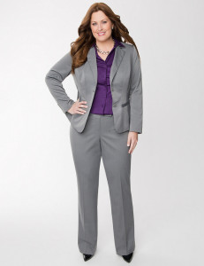plus size suits and dresses