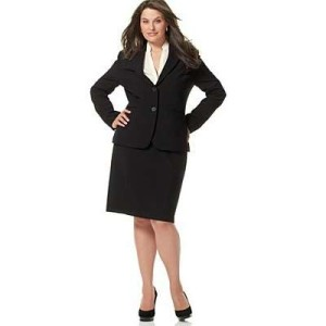 plus size suits dillards