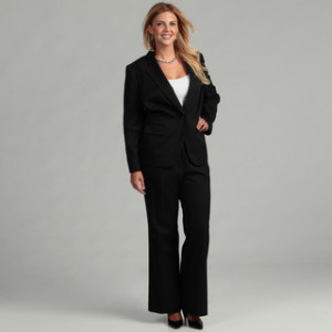 plus size suits for ladies