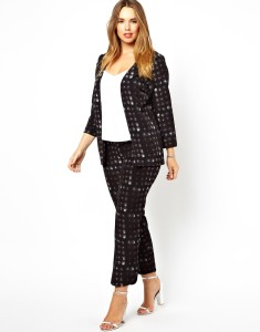 plus size suits with long jackets