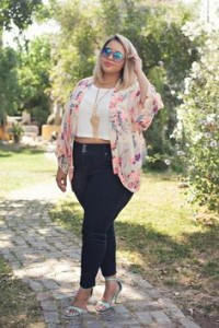plus size summer outfits 5