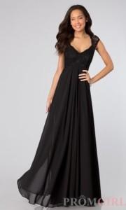 prom dresses black 2