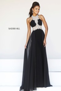 prom dresses black 4