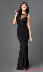 prom dresses black short