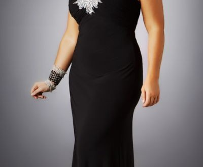 prom dresses for plus size 2