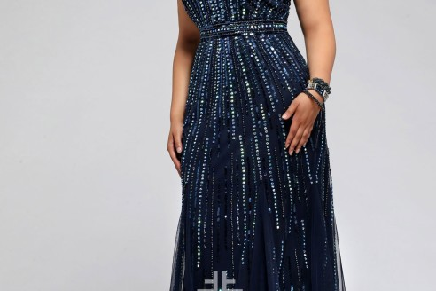prom dresses for plus size 5