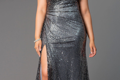 prom dresses plus size ball gown