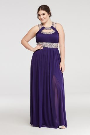 Formal Casual Dresses : Plus Size 8Th Grade Formal Dresses Plus ...