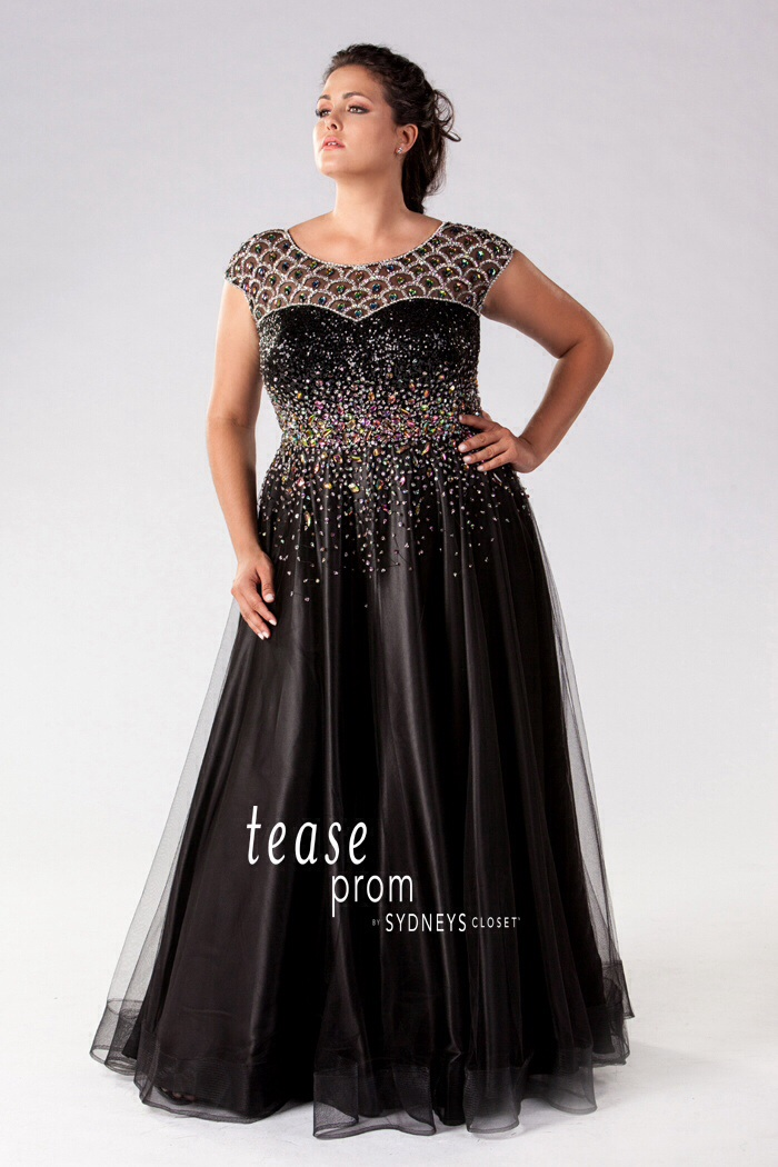 Prom Dresses Plus Size Long Style Jeans