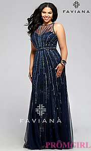 prom dresses plus size lace