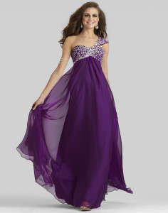 purple formal dresses australia