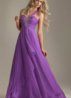 purple formal dresses for juniors