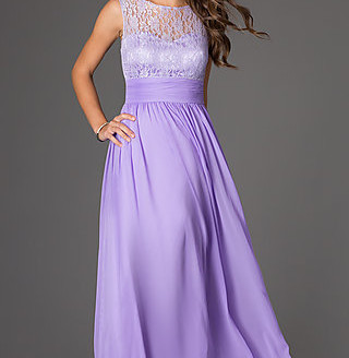 purple formal dresses plus size