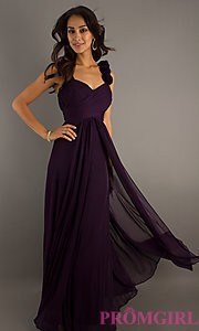 purple formal dresses uk