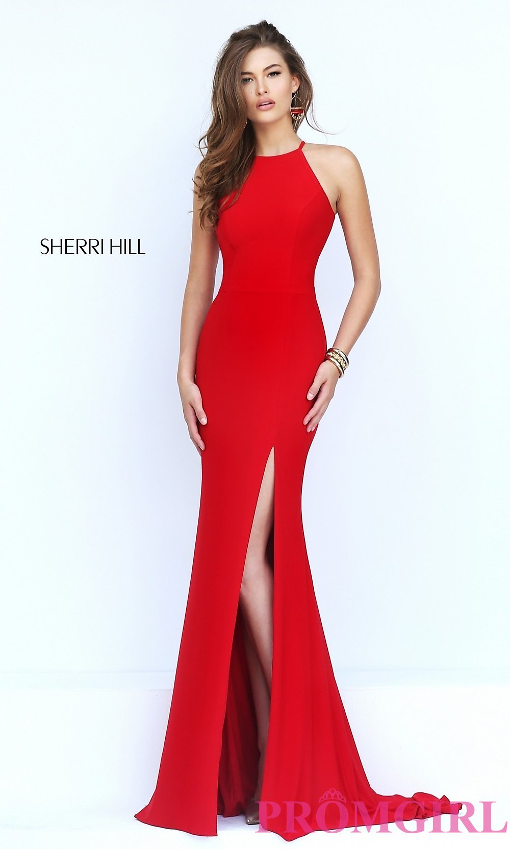 Evening Dresses Red 115