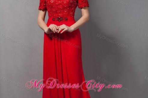 red evening dresses under 100