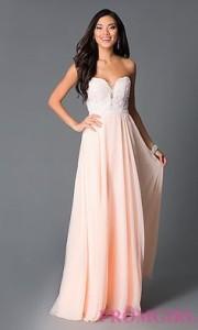 strapless prom dresses 2