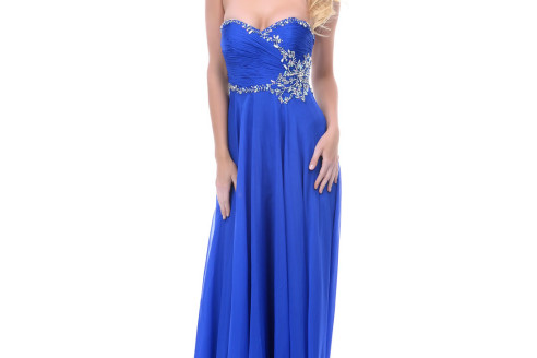 strapless prom dresses uk
