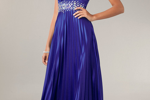 strapless prom dresses under 100