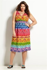 sundresses plus size