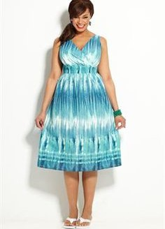 sundresses plus size cheap