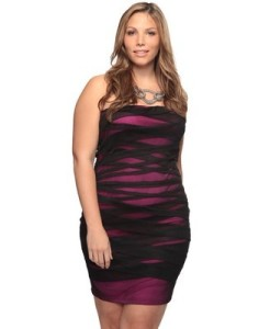 trendy plus size dresses for juniors
