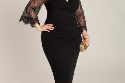 trendy plus size dresses uk