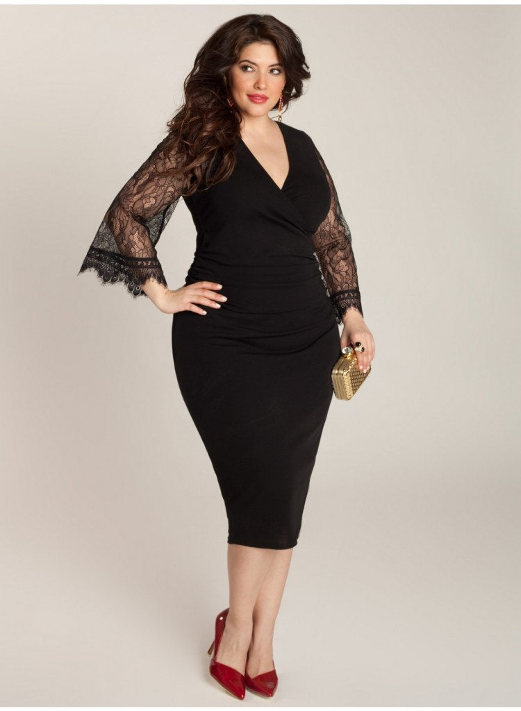 Trendy Dresses For Plus Size 63