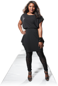 trendy plus size dresses with sleeves