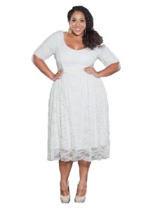 white dresses plus size australia